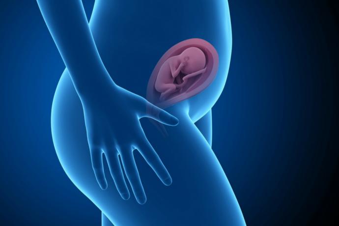 Schwangerschaft oberbauch stiche rechter Ziehen im