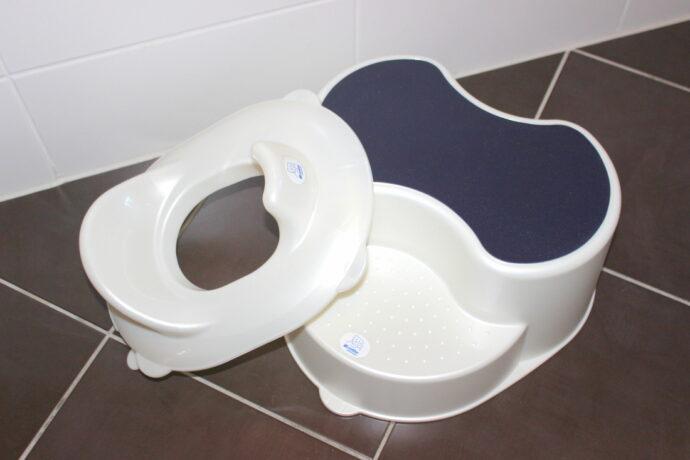 Rotho Babydesign Toilettensitz und Tritthocker