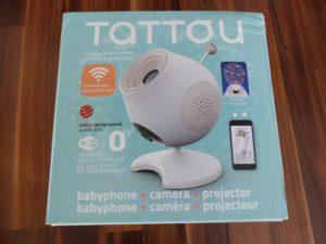 tattou video babyphone mit kamera und app