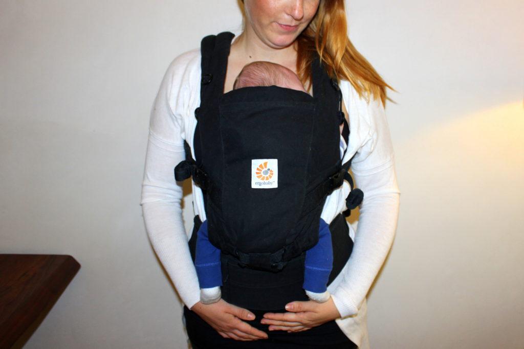 Ergobaby Adapt für Säugling