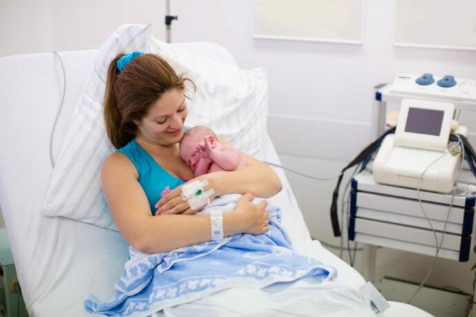 babyfreundliches Krankenhaus