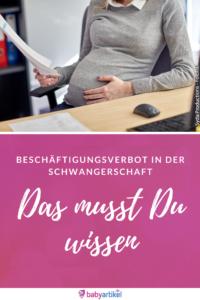 Das Beschäftigungsverbot in der Schwangerschaft wirft oftmals viele Fragen auf. Hier findest Du alle wichtigen Informationen.