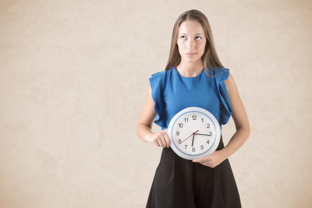 Die biologische Uhr – Ist es mit der Fruchtbarkeit bald zu Ende?