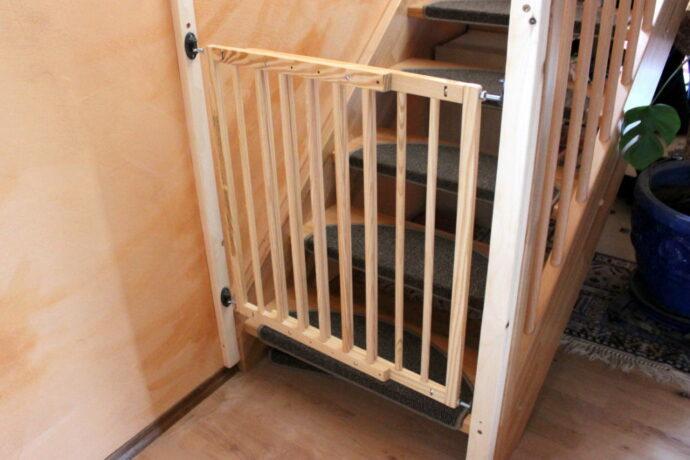 Reer Treppenschutzgitter Basic Simpel Lock