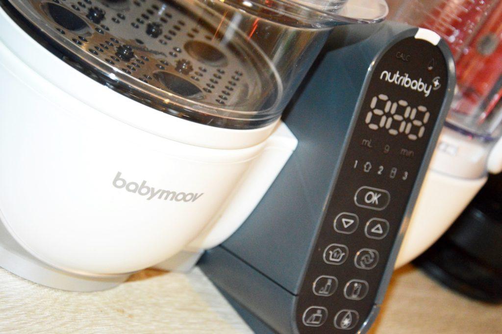 Babymoov Multifunktionsgerät Nutribaby Plus 5 in 1 Test Erfahrungbericht