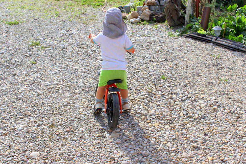 Hauck Laufrad Super Rider 12