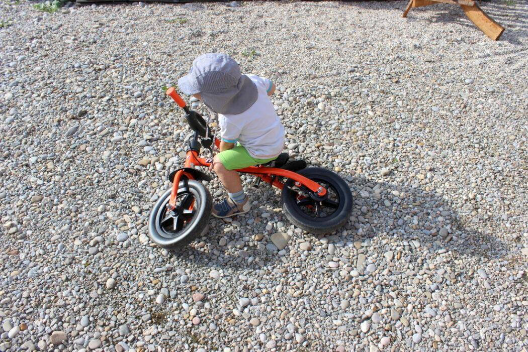 Hauck Laufrad Super Rider