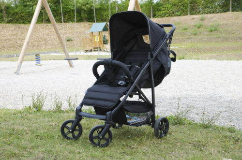 Hauck Buggy Rapid 4