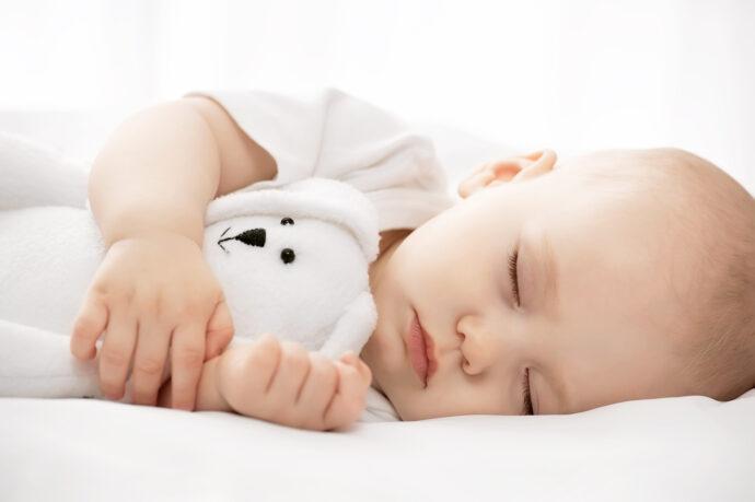 Unsere Schlafroutine