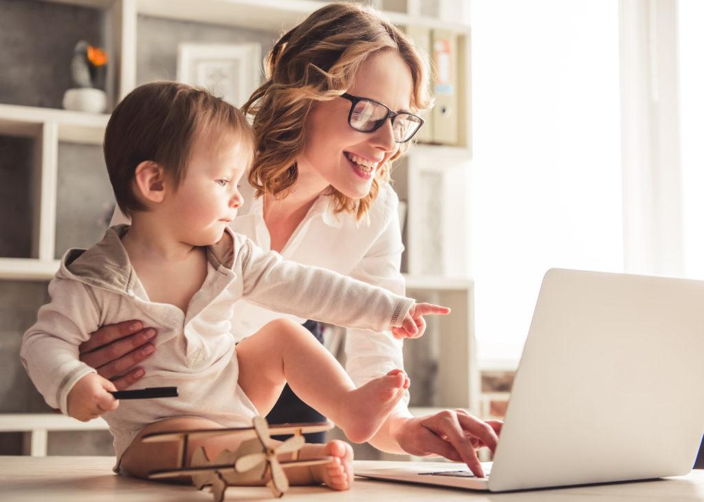 Kind Und Karriere Keine Barriere Meint Mama Und Bloggerin Mareike