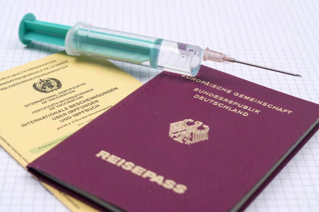 Reiseimpfungen für Kinder