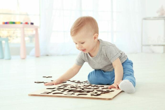 Baby sprechen lernen