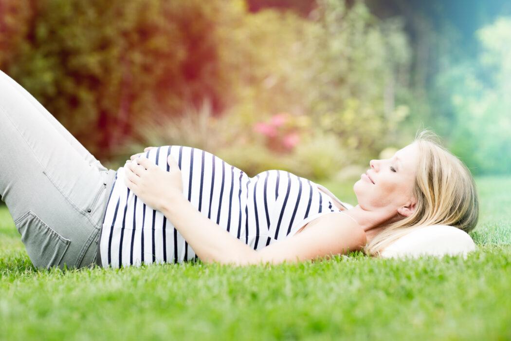 Entspannt durch die Schwangerschaft