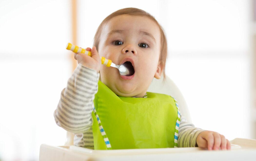 Ernährungsplan für das erste Lebensjahr