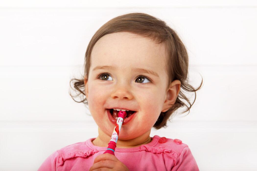 Zahnhygiene bei Kindern
