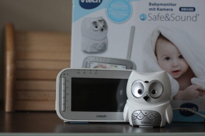Video Babyphone Test vtech bm4300 erfahrungsbericht