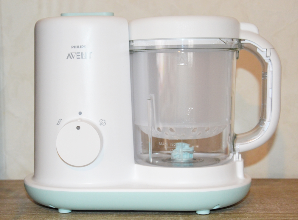 Philips Avent Babykostzubereiter Test Blogger Blog Baby