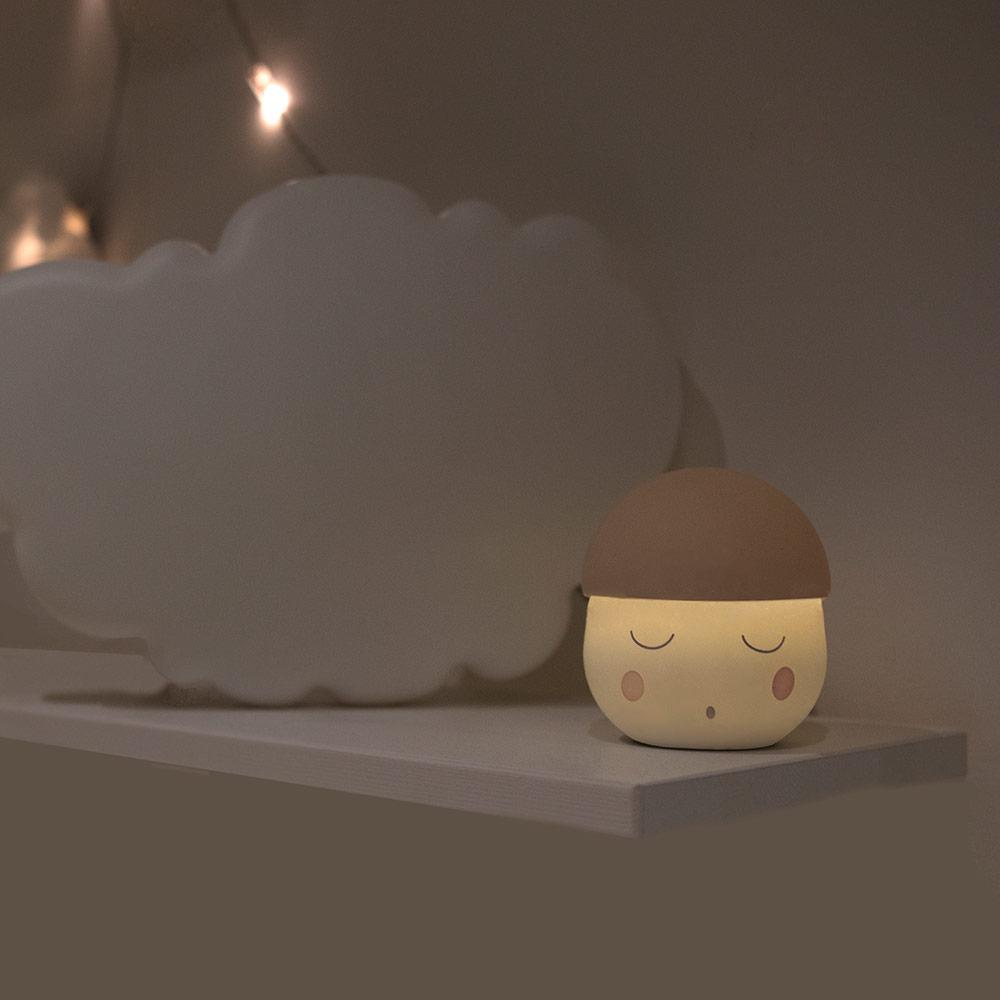 besondere geschenke zur geburt nachtlicht squeezy babymoov