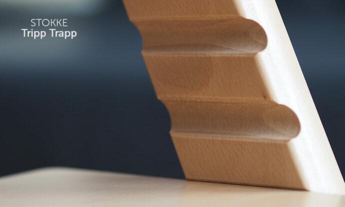 Stokke Tripp Trapp Verstellung Sitzhöhe