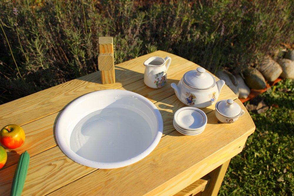 Outdoor Küche Kinder Roba : Roba sitzgruppe pirat massivholz natur tischplatte