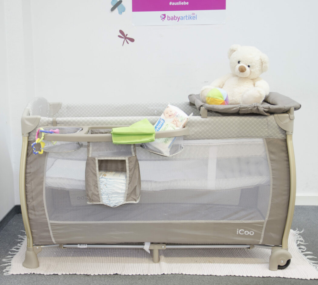 test reisebett starlight von icoo magazin. Black Bedroom Furniture Sets. Home Design Ideas
