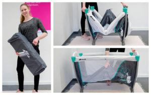 test reisebett hauck sleep n play center ii magazin. Black Bedroom Furniture Sets. Home Design Ideas