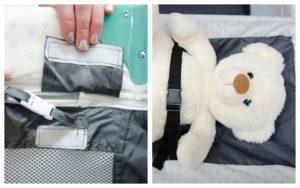 Reisebett Test Hauck Sleep'n Play Center II - Prüfung der Sicherheit