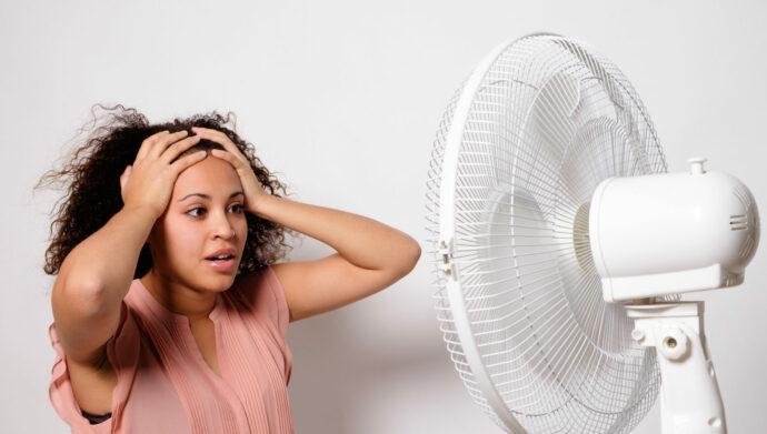 Hitzewallungen Schwangerschaft, Schweißausbrüche, Hitzeattacken, Schwitzattacken