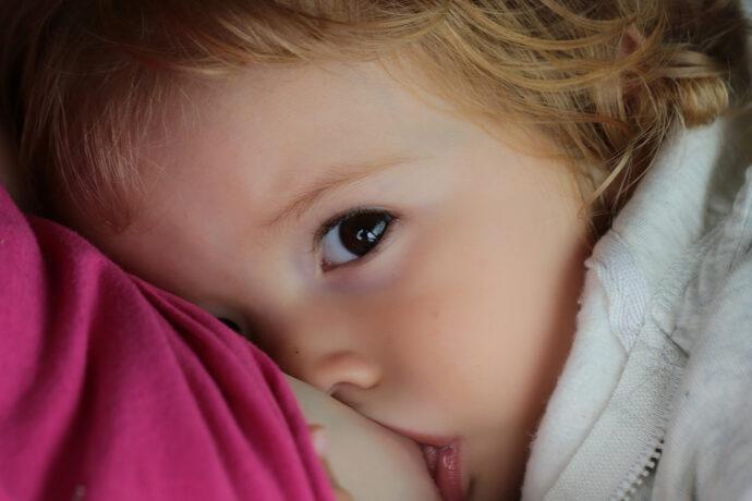 Kleinkind abstillen, Kleinkind nachts abstillen