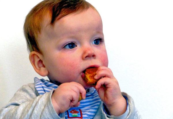 Rezept für Babykekse ohne zucker backen