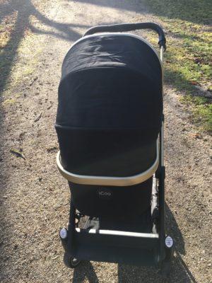 icoo Kinderwagen Testbericht