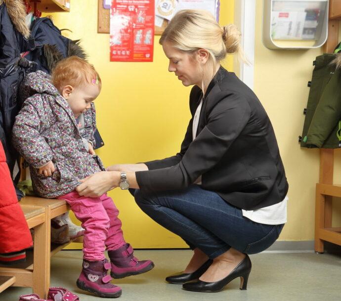 Kita Eingewöhnung Tipps, Kindergarten, Kinderkrippe oder Tagesmutter