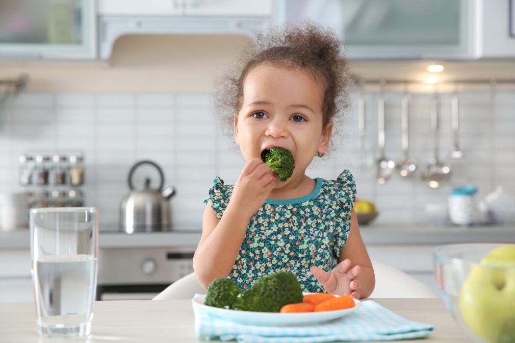 Baby led weaning Nahrungsmittel Breifrei