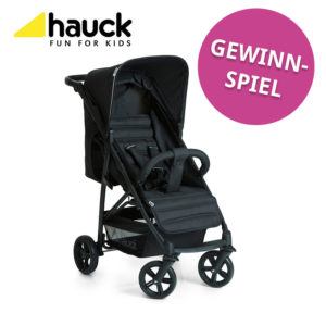 Hauck Buggy Rapid 4 Gewinnspiel