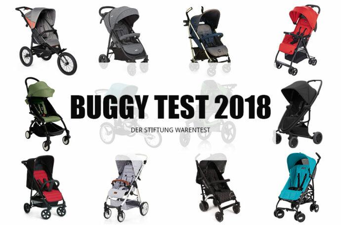 Stiftung Warentest Buggy Test 2018 Ergebnisse