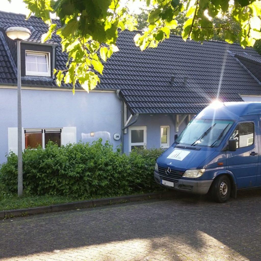 Ferienhaus Kleinbus