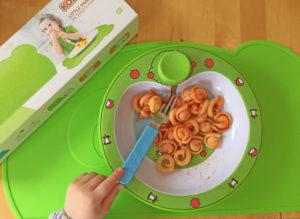Kokolio Littel Panda rutschfeste Tischunterlage für Baby led weaning Qualität