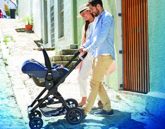 Maxi-Cosi Adapter, Maxi-Cosi Adapter Kinderwagen, Babschale mit Kinderwagen