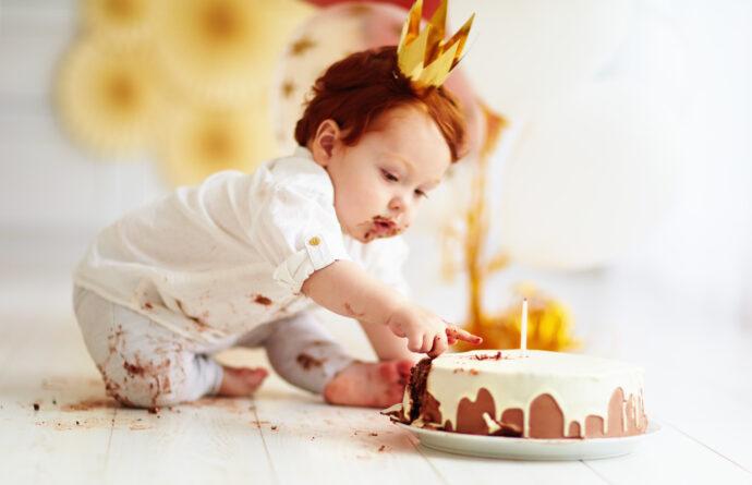 1. geburtstag feiern, kindergeburtstag feiern ohne Stress