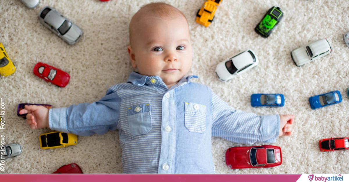 Welches Spielzeug braucht mein Baby wirklich? | Babyartikel