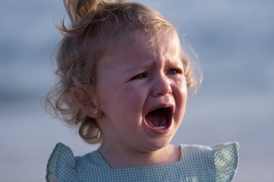 Kleikind Wutanfall wie reagieren Baby Wutanfall Trotzphase