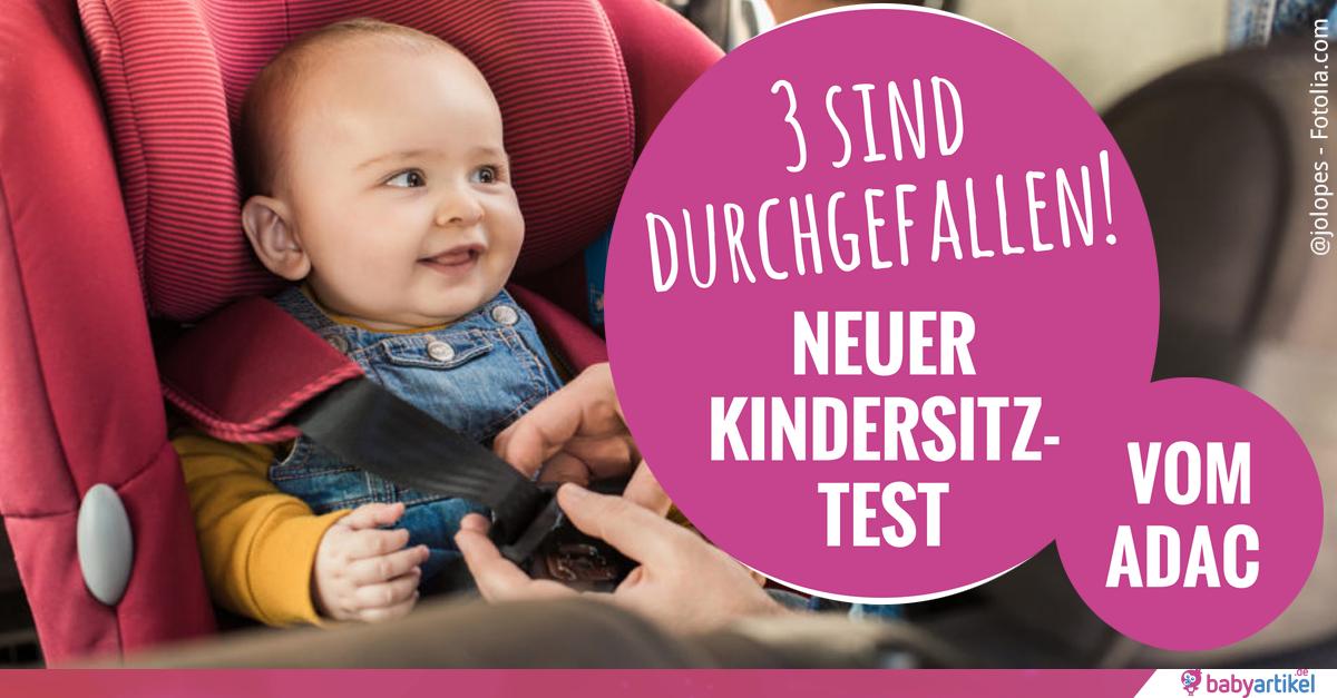 Test Kindersitze Stiftung Warentest