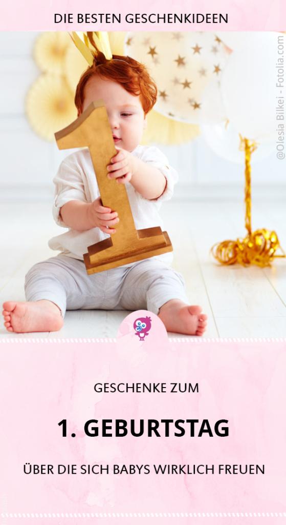 Welche ♥ Geschenke zum 1. Geburtstag ♥ sind die besten? Mama-Bloggerin Sandra hat ihre Favoriten für Dich zusammengestellt. Plus: Tipps zum Beschenken von Babys und Kleinkindern. #baby #erstergeburtstag