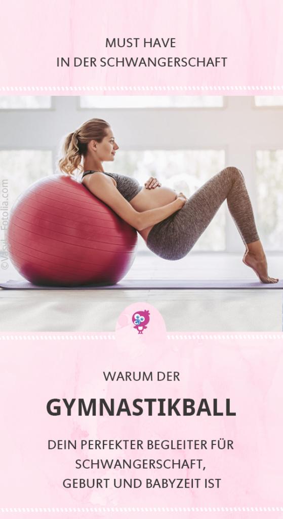 Der Gymnastikball, auch Pezziball genannt, ist Dein perfekter Begleiter in der Schwangerschaft, während der Geburt und auch in der Babyzeit. Erfahre in diesem Artikel, wie Du den Gymnastikball in der Schwangerschaft und danach einsetzen kannst. #schwanger #schwangerschaft