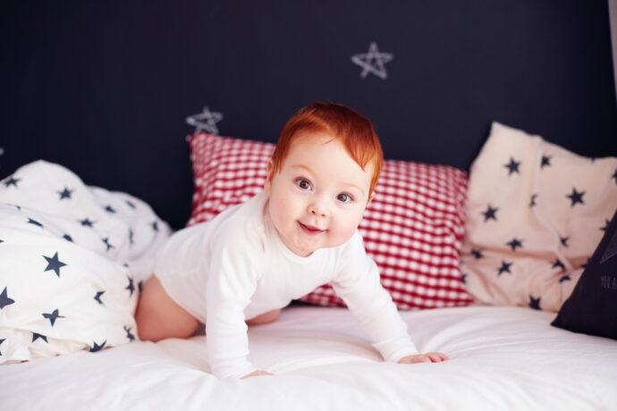 baby will nicht einschlafen, tipps wie baby schneller einschläft