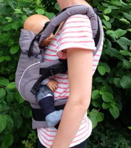 Manduca Ergobaby vergleich babytrage test