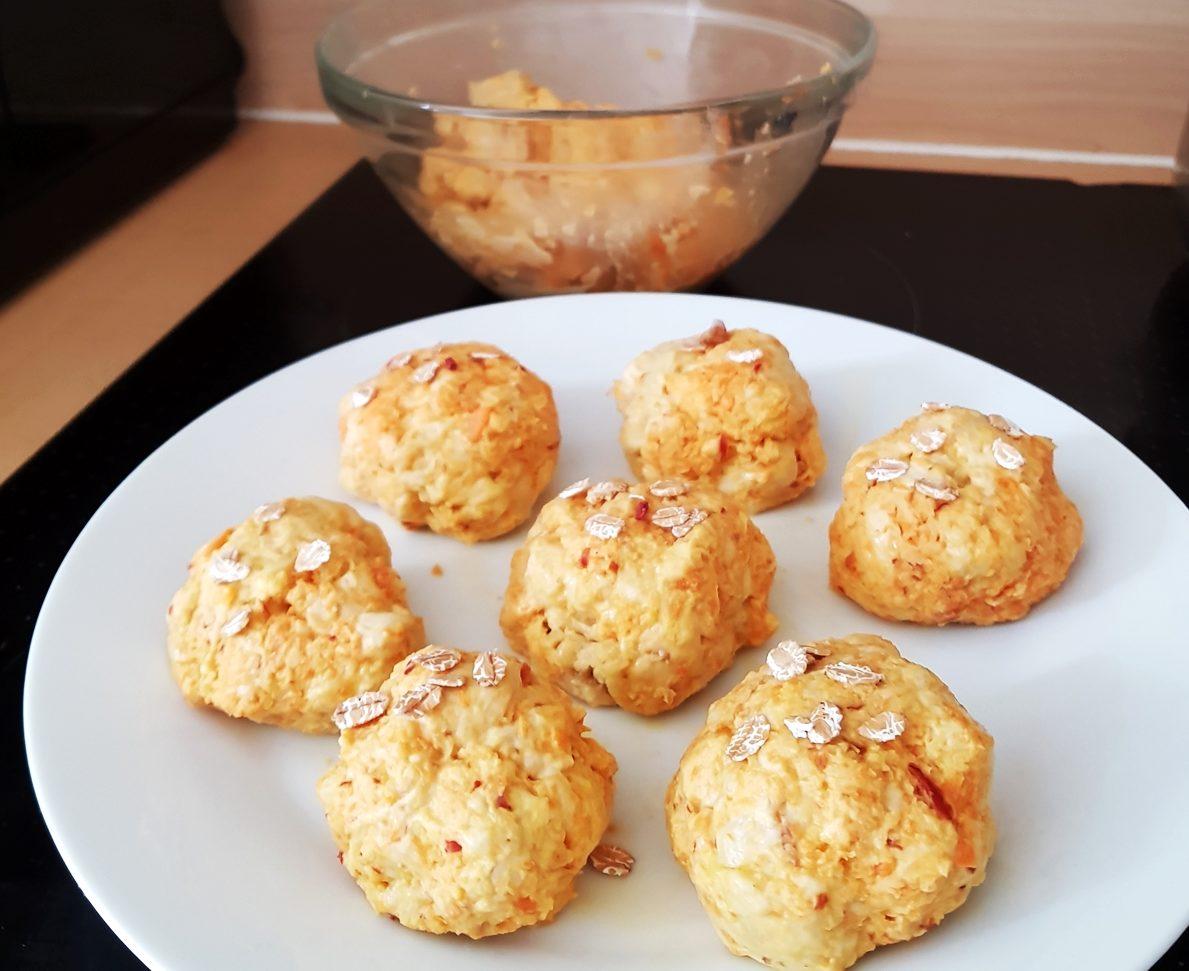 rezept baby kinder brötchen apfel karotte gesund mama blogger 1
