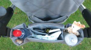 Tasche für Kinderwagen, Kinderwagen Organizer