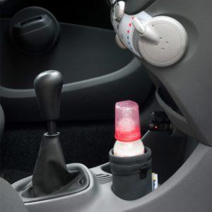 Flaschenwärmer fürs Auto
