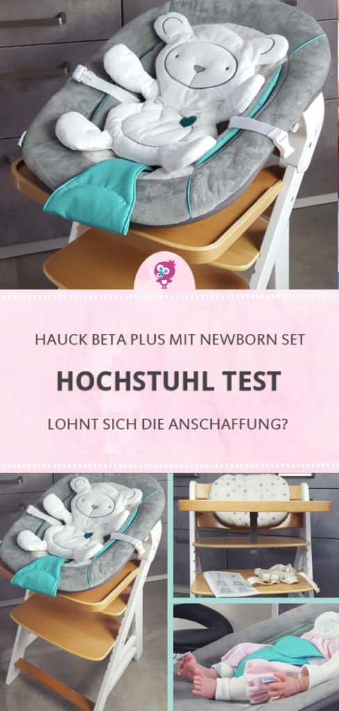Hochstuhl Test Hauck Beta plus im Test - Hochstuhl ab Geburt Erfahrungsbericht - Testbericht Hochstuhl #hochstuhl #baby
